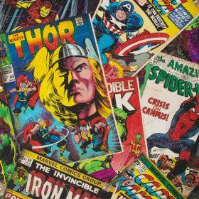 Marvel Cover Story Wallpaper - 18418