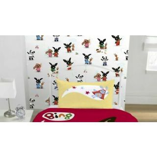 Debona Wallcoverings Official Bing Bunny Girls Boys Nursery Wallpaper