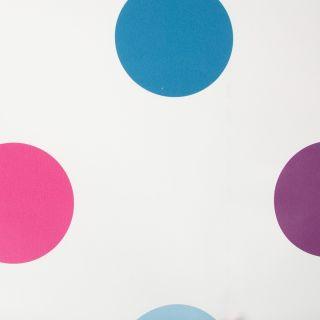Dotty Multi Bright Wallpaper -  110415
