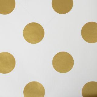 Gold Dotty Wallpaper - 110415