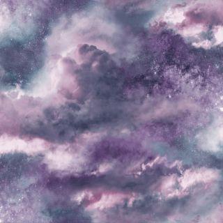 Arthouse Diamond Galaxy Purple Wallpaper 260007