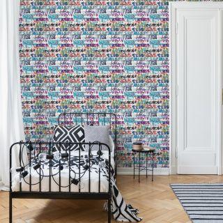 Graffiti Multi Wallpaper - 119915