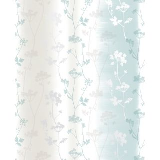 SUBLIME SUMMERTIME Duck Egg Wallpaper - 106410