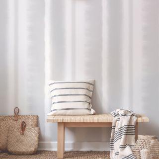 SUBLIME OMBRE STRIPE Grey Wallpaper - 106412