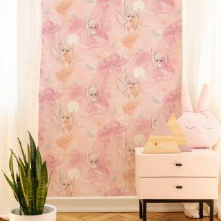 Tinkerbell Watercolour Wallpaper - 101918
