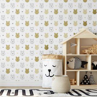 Bee Winnie the Pooh Wallpaper - 310518