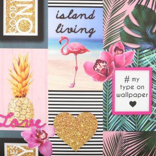 Island Living Wallpaper - 106018