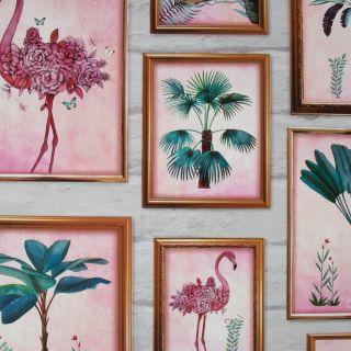 Tropical Frame Wallpaper - 107718