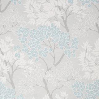 Fresco Lykke Tree Sky Blue Wallpaper - 107972