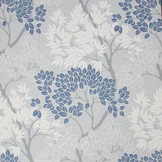 Fresco Lykke Tree Navy Wallpaper - 107973