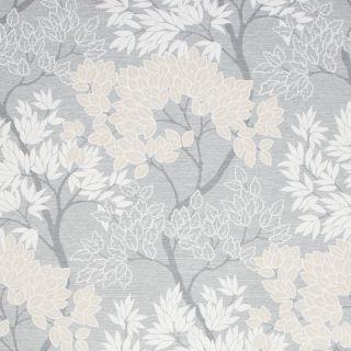 Fresco Lykke Tree Charcoal Wallpaper - 107975