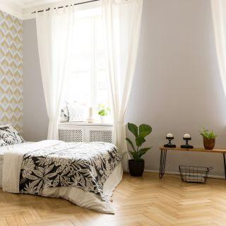 Fresco Fresca Plain Light Grey Wallpaper - 107981