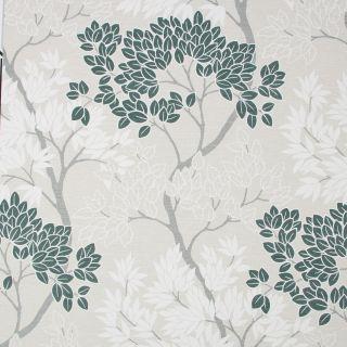Fresco Lykke Tree Dark Green Wallpaper - 108279