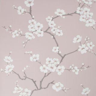 Fresco Apple Blossom Pink Wallpaper - 108290
