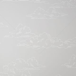 Vintage Cloud Grey Wallpaper - H480 -19