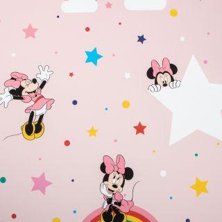 Rainbow Minnie Wallpaper