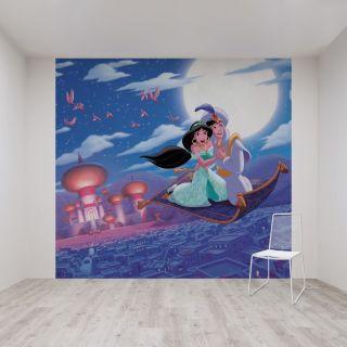 Magic Carpet Ride Mural Wallpaper