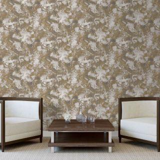 Debona Liquid Marble Gold Glitter Wallpaper- 6364