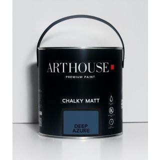 Chalky Matt Paint 2.5l - Deep Azure 1202