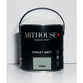 Chalky Matt Paint 2.5l - Fern 1203