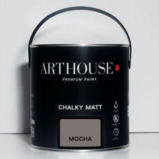 Chalky Matt Paint 2.5l - Mocha 1207