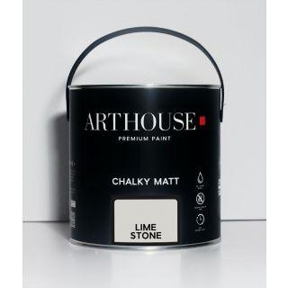 Chalky Matt Paint 2.5l - Lime Stone 1212