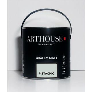Chalky Matt Paint 2.5l - Pistachio 1213