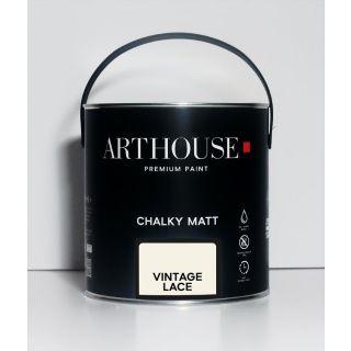 Chalky Matt Paint 2.5l - Vintage Lace 1219