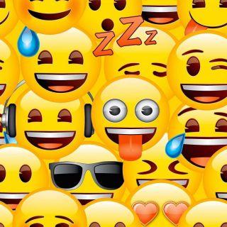 Debona Wallcoverings Kids Emoji Wallpaper Latest Design
