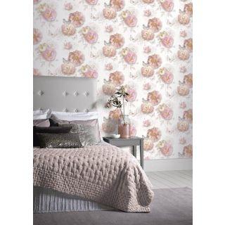 Flower Garden Blush 259200