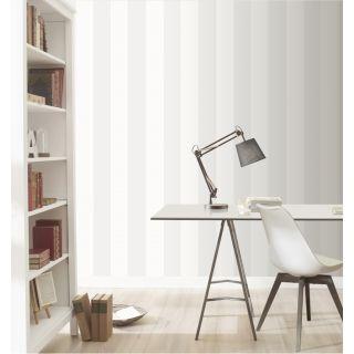 Silver and White Stripe 286632