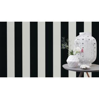 Black and White Stripe 286694