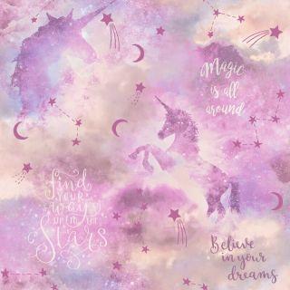 Galaxy Unicorn Blush / Pink 292901