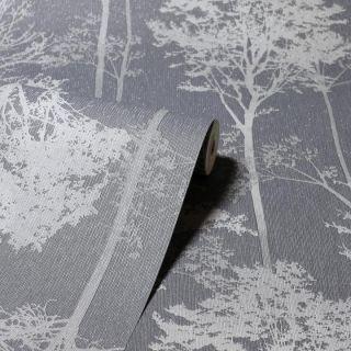 Stardust Tree Chalk Blue 296101