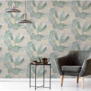 Arthouse Soft Tropical Green 297204