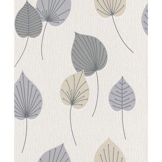 Vermont Leaf - Neutral 308228