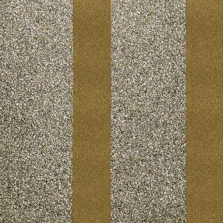 Belgravia Decor Massima Stone Effect Stripe Metallic Wallpaper - Gold 353