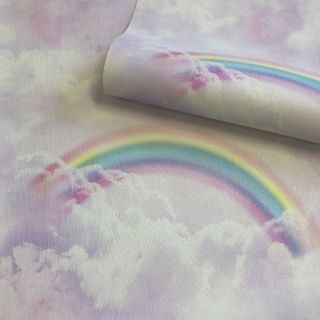 Belgravia Décor Glitter Rainbow Pink (3611)