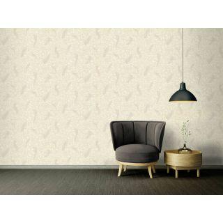 Versace Barocco Birds Cream and Gold Wallpaper
