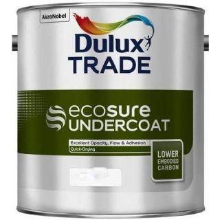 Dulux Trade Ecosure Water-based Undercoat Pure Brilliant White 2.5L