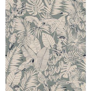 Tropical Sketch - Green 447835