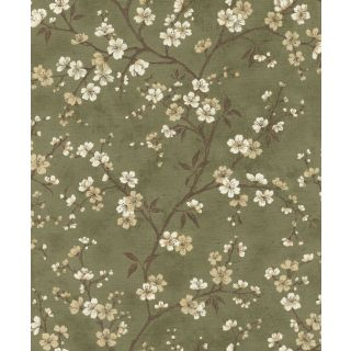 Blossom - Sage green and Cream 456714