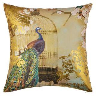 Suki Gold Foil Cushion/Pillow 10in - 4765