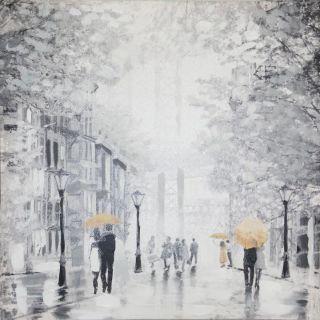 Rainy Manhattan Scene 8 in - 5097