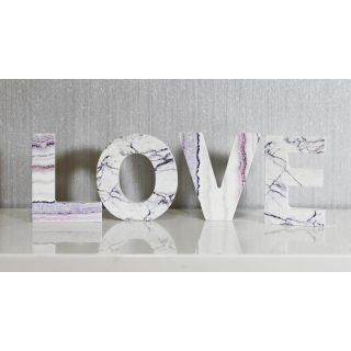 Love Word Block 6 in - 5110