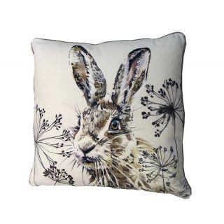 Hare Cushion 10 in - 5117