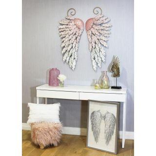 Ah Large Angel Wings Decor 1 in - 5178