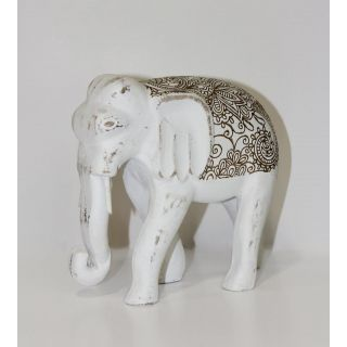 AH Large Elephant Decoration 12 in - 5194