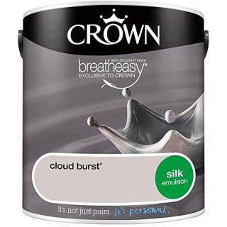 CROWN SILK EMULSION - CLOUD BURST 2.5L