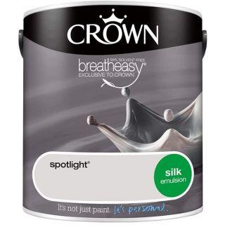 CROWN SILK EMULSION - SPOTLIGHT 2.5L